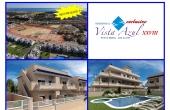 SD105, Bungalow-apartments in Vista Azul XXVIII Exclusive.Sea-view-Torrevieja