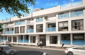 SD106, Apartments in center of Torrevieja. 700 meters to the beach.