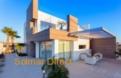 SD126, Luxery villa with three bedrooms and three bathroom in El Raso