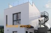 SD135,  El Mirador- villas with three bedrooms and two bathroom in Villa martin,Orihuela costa