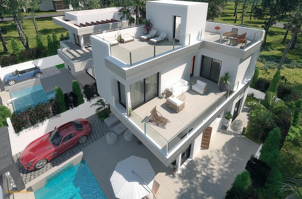 Front 2 Villa Lirio