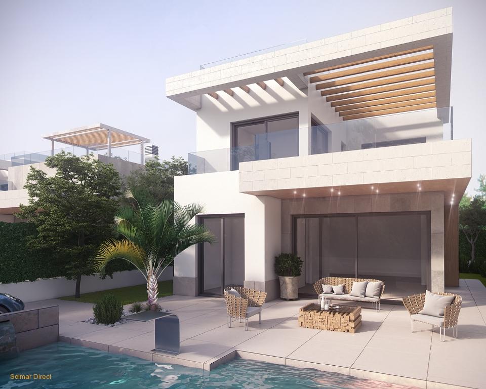 Villa Galan Front