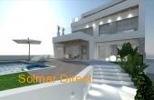 SD171, Luxery 4 bedroom villas in Campoamor
