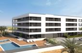 SD41, Sea front apartments Pinada Beach